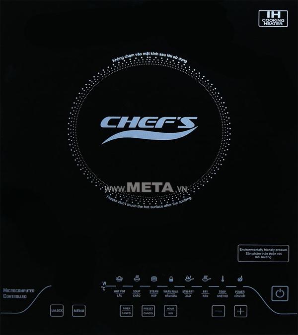 Bếp từ giá rẻ Chefs EH-IH2000A