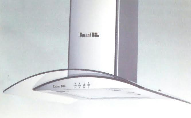 Máy hút mùi Batani BA-X8