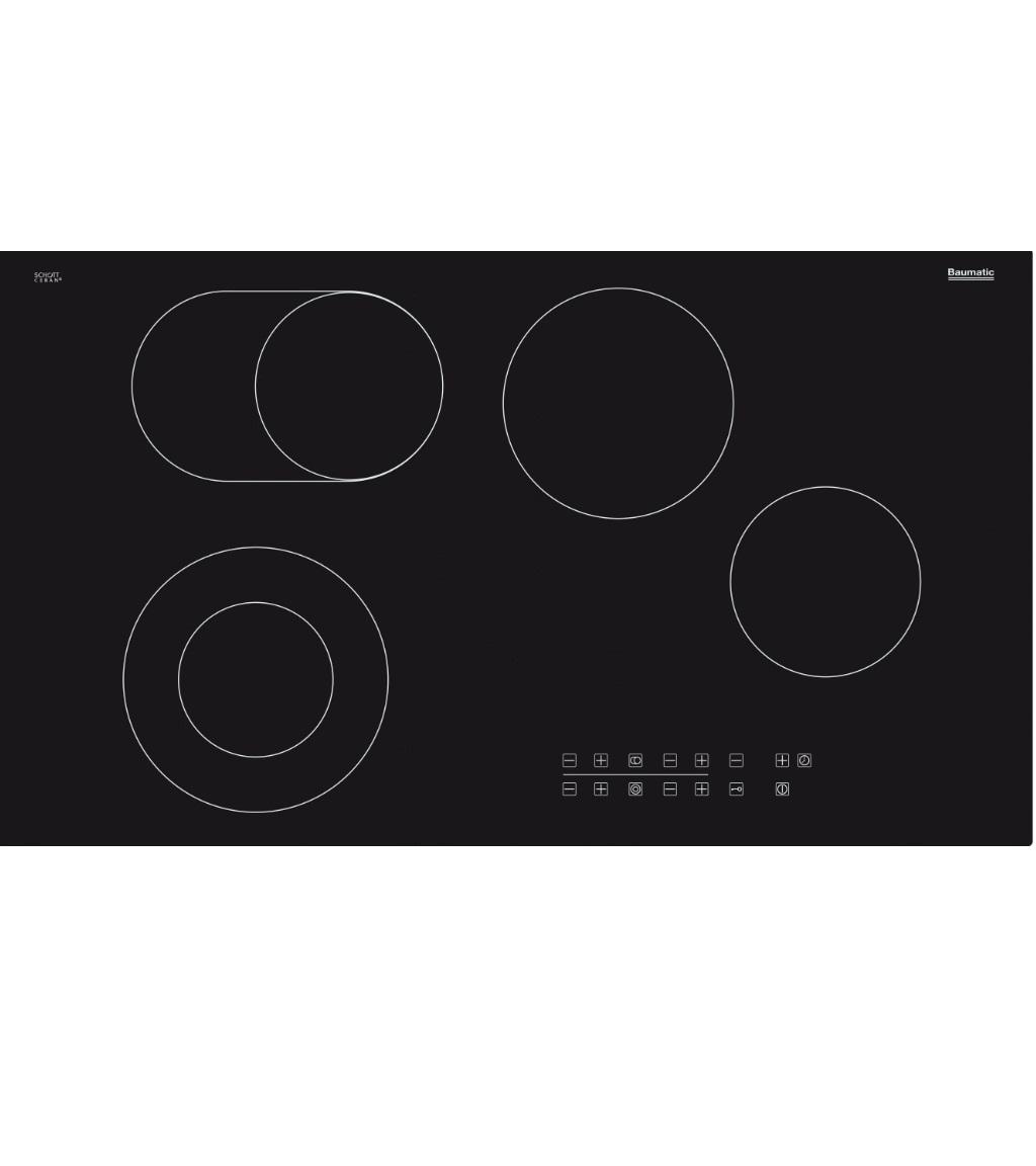bếp điện Baumatic BHC900