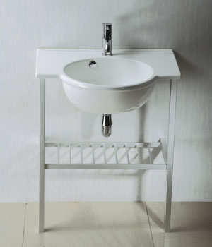 Chậu lavabo Caesar LF5304/AS004