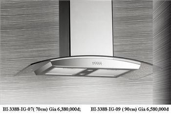 Máy hút mùi Binova BI-3388-IG-07